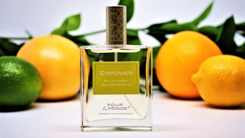 Empower - Healthy perfume for everyday use