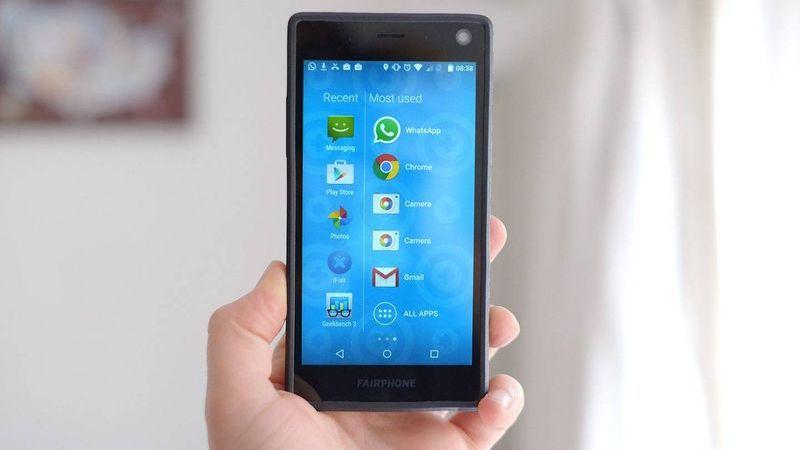 Fairphone 2 - ethical modular smartphone